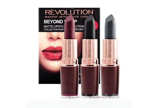 Makeup Revolution Vamp Matte Collection