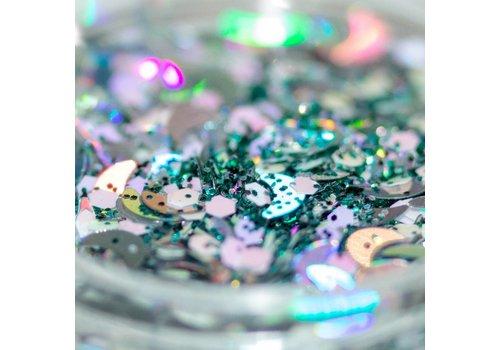 Meraki Chunky Glitters Luna
