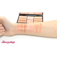Freedom Pro Blush Palette Peach and Baked