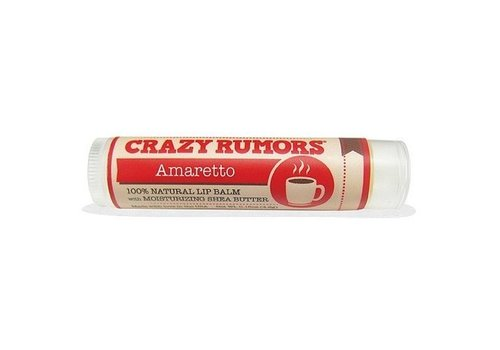 Crazy Rumors Lip Balm Amaretto