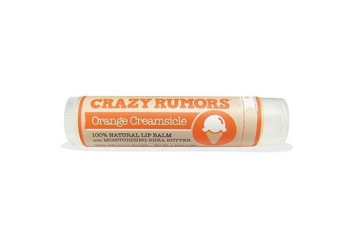 Crazy Rumors Lip Balm Orange Creamsicle