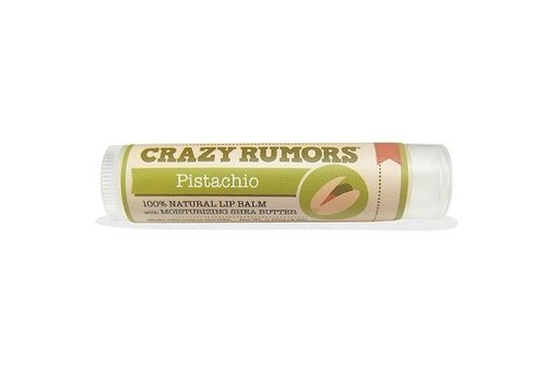 Crazy Rumors Lip Balm Pistachio