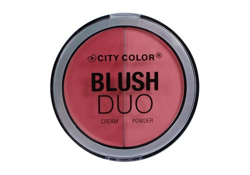 City Color Blush Duo Coral Pink