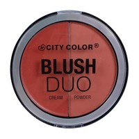 City Color Blush Duo Rust