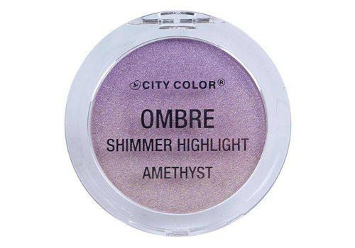 City Color Ombre Highlighter Amethyst