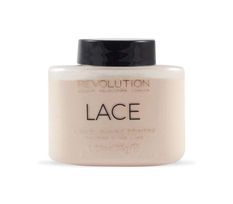Makeup Revolution Baking Powder Lace