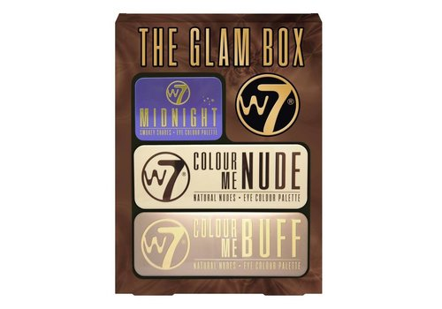 W7 Cosmetics Glam Box Giftset