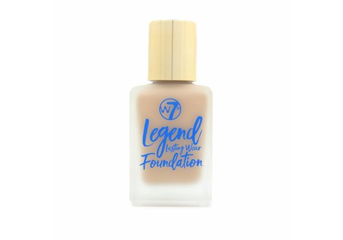 W7 Cosmetics Legend Foundation Natural Beige