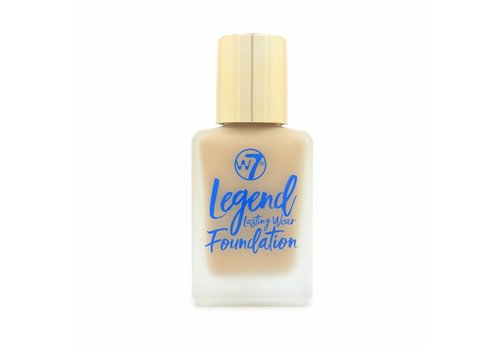 W7 Cosmetics Legend Foundation Sand Beige