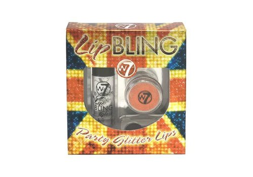 W7 Cosmetics Lip Bling Copper Pot Gift Set