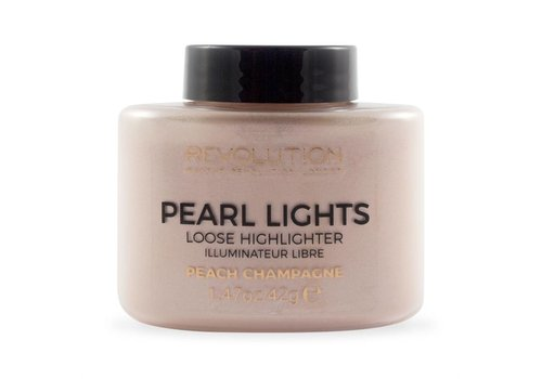 Makeup Revolution Loose Highlighter Peach Champagne