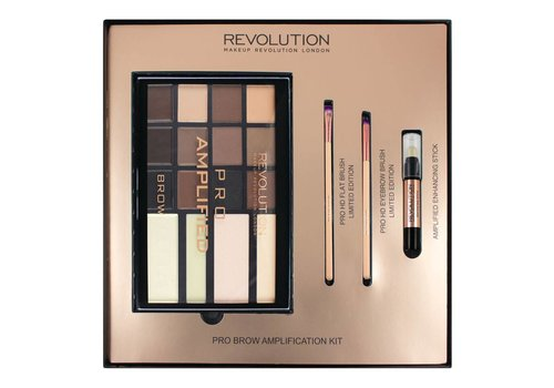 Makeup Revolution Brow Amplification