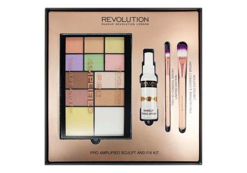 Makeup Revolution Amplified Sculpt & Fix