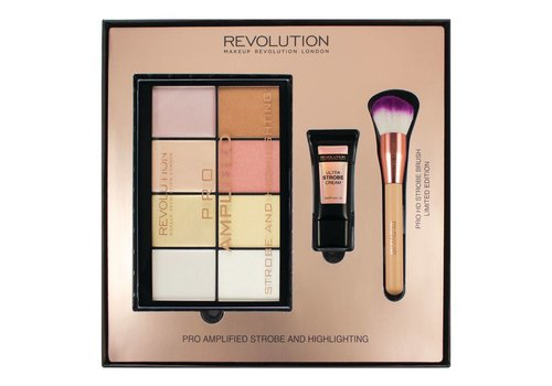 Makeup Revolution Amplified Strobe & Highlighting