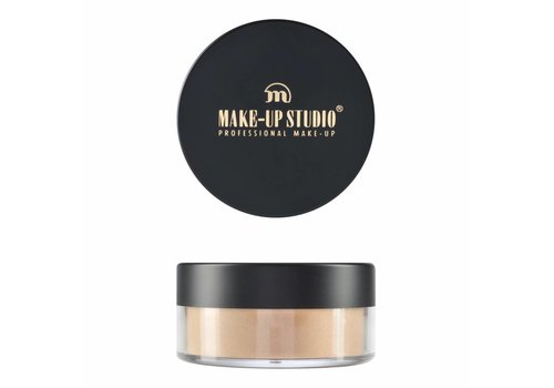 Makeup Studio Gold Reflecting Powder Natural