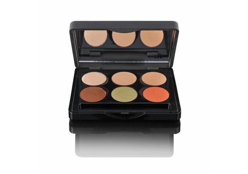 Makeup Studio Concealerbox 6 kleuren 1