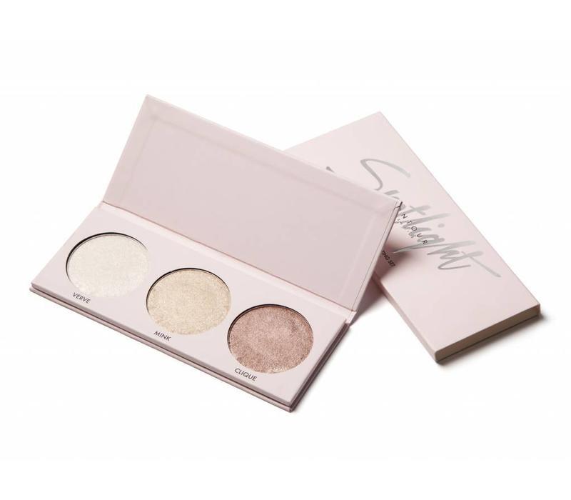 Contour Cosmetics Spotlight Illuminating Highlighter Palette