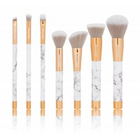 Boozyshop 7 pc Marble Brush Set