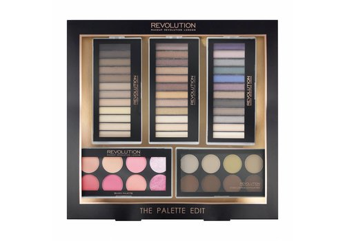 Makeup Revolution The Palette Edit