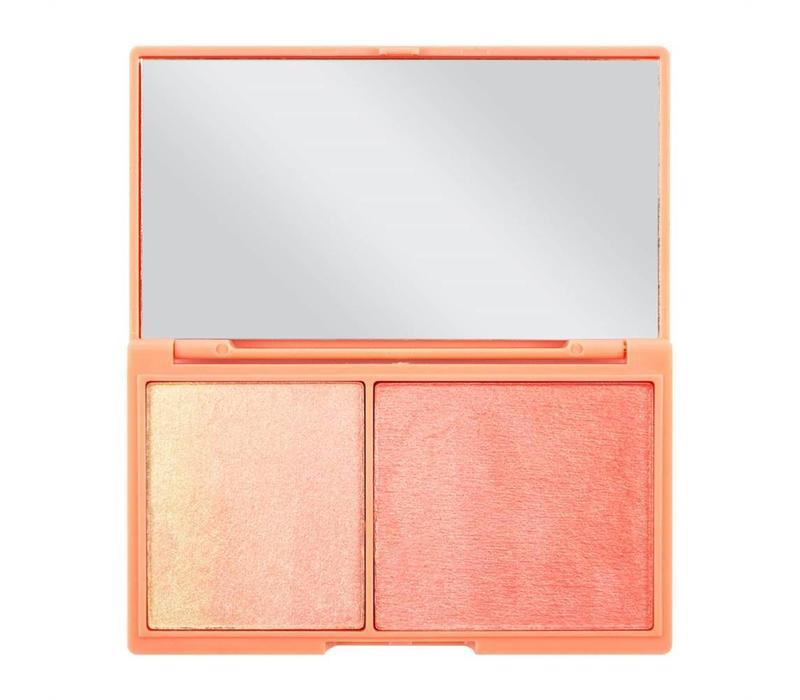 I Heart Makeup Peach and Glow