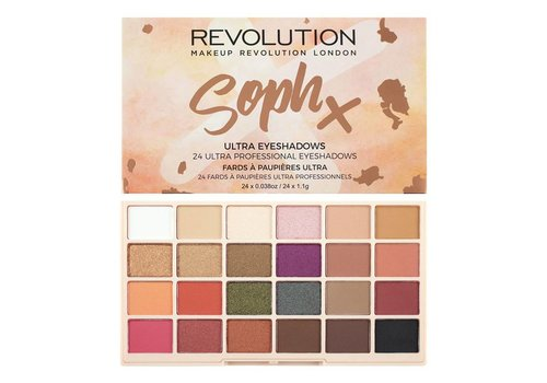 Makeup Revolution X Soph Eyeshadow Palette
