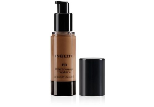 Inglot HD Perfect Coverup Foundation 84