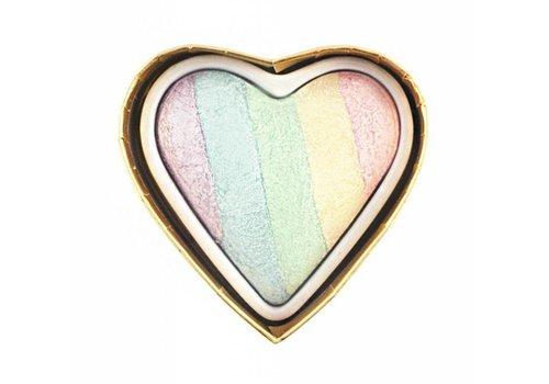 I Heart Makeup Highlighter Unicorns Heart