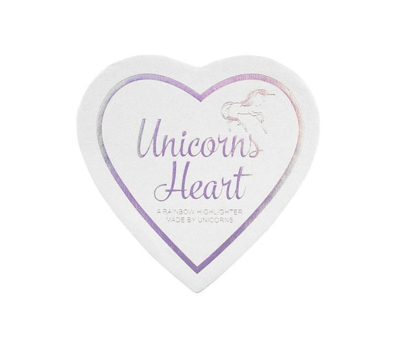 I Heart Makeup Unicorns Heart