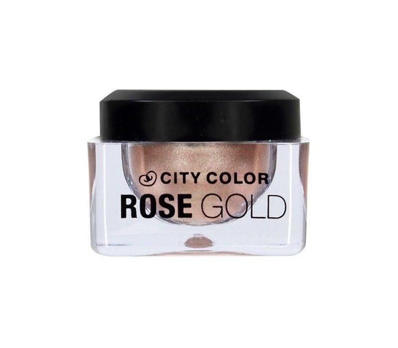 City Color Rose Gold Mousse