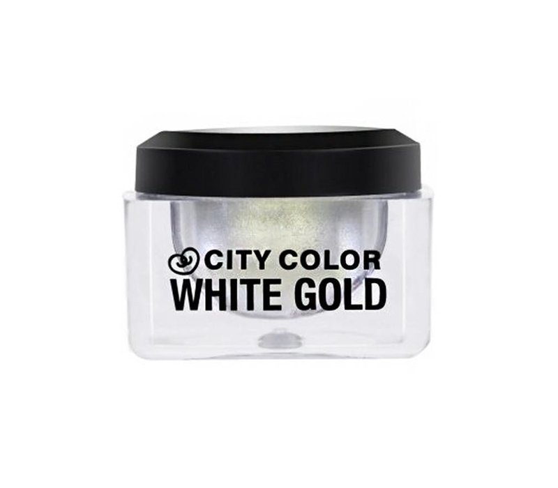 City Color White Gold Mousse