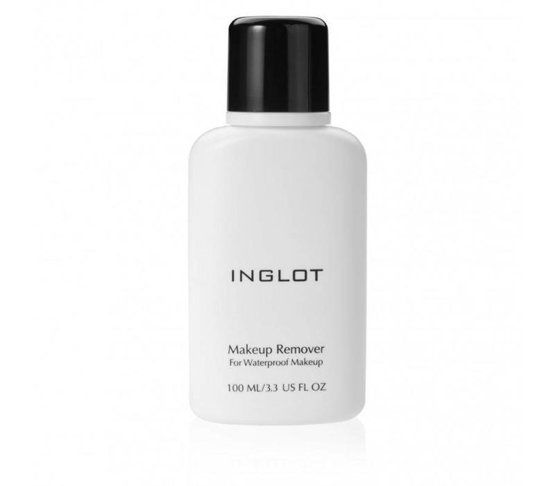 Inglot Makeup Remover For Waterproof Inglot Makeup 100 ml.