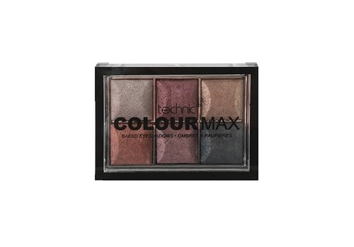Technic Colour Max Baked Eyeshadow Treasure Chest