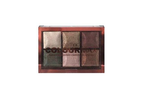 Technic Colour Max Baked Eyeshadow Cappucino