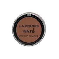 LA Colors Mineral Pressed Powder Ebony