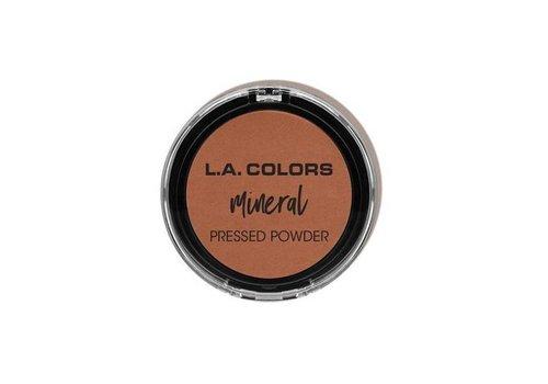 LA Colors Mineral Pressed Powder Mocha