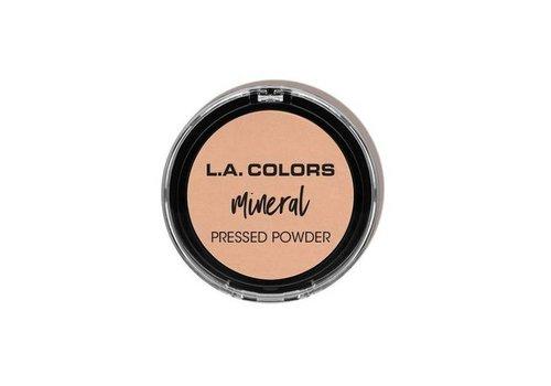 LA Colors Mineral Pressed Powder Creamy Natural