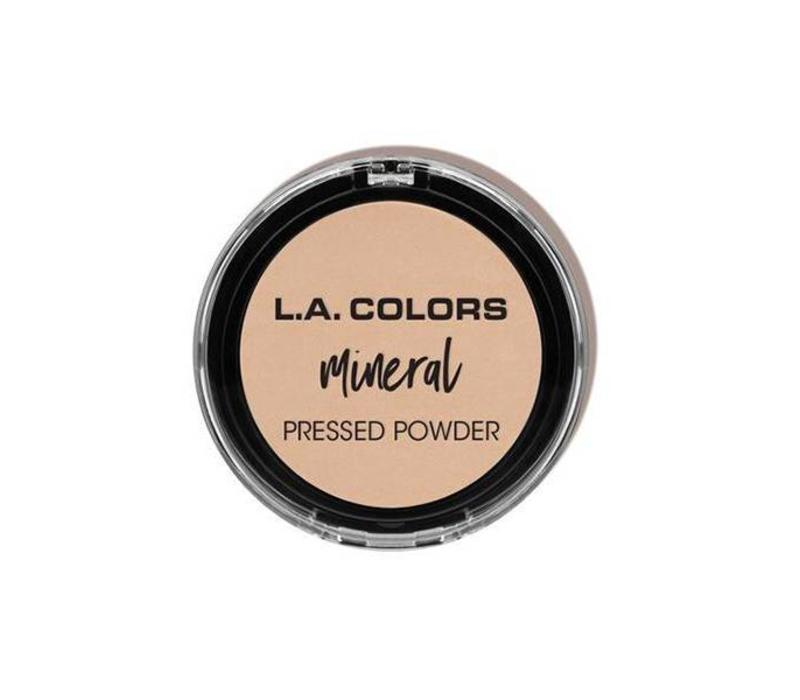 LA Colors Mineral Pressed Powder Light Ivory
