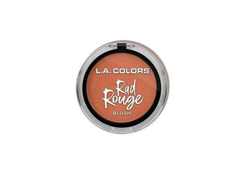 LA Colors Rad Rouge Blush For Sure