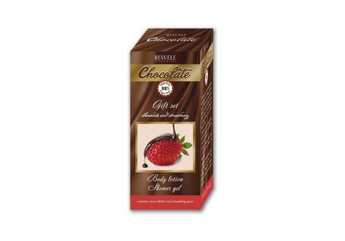 Revuele Chocolate and Strawberry Gift Set