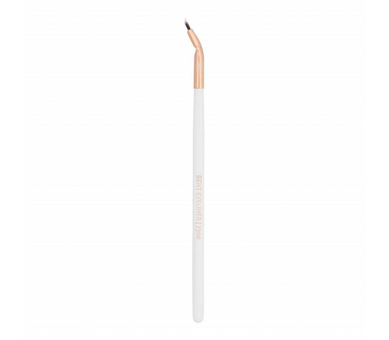 Boozy Cosmetics Rose Gold Boozybrush 7300 Bent Eye Liner