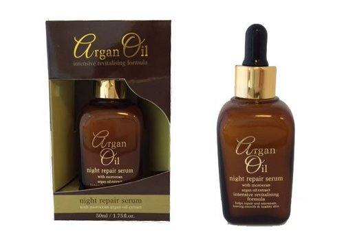 Argan Oil Night Repair Serum 30 ml.