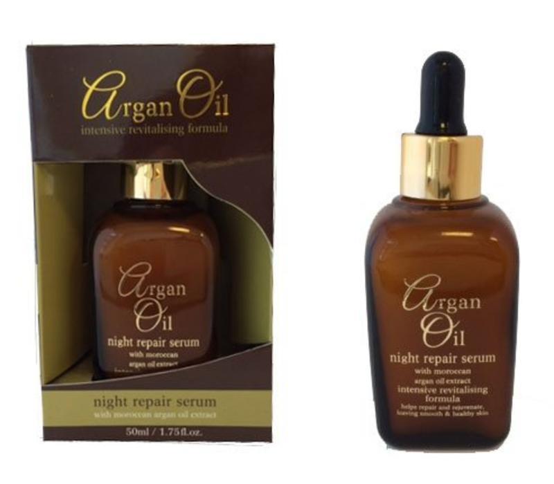 Argan Oil Night Repair Serum 30 ml.