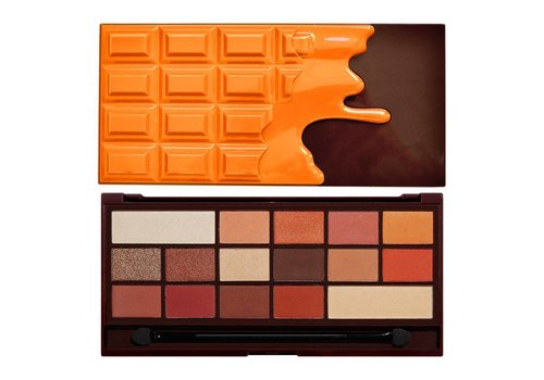 I Heart Makeup Chocolate Orange Palette