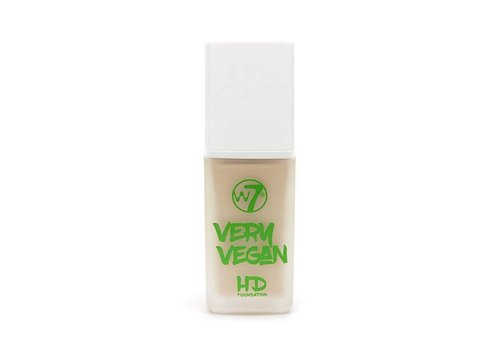 W7 Cosmetics Very Vegan Foundation Bare Buff