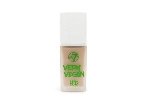W7 Cosmetics Very Vegan Foundation Sand Beige