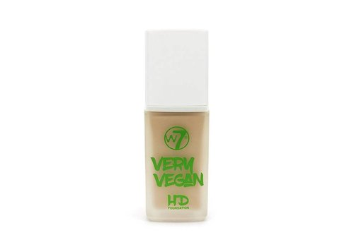 W7 Cosmetics Very Vegan Foundation Natural Beige