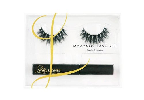 Lilly Lashes Mykonos Lash Kit