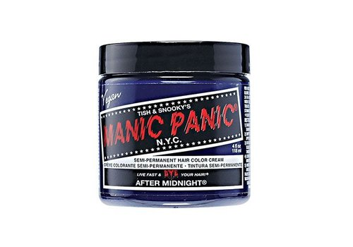 Manic Panic After Midnight Hair Color