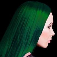 Manic Panic Green Envy Hair Color