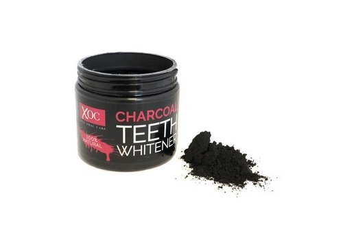 XBC Charcoal Teeth Whitener